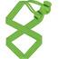 2XU Performance Locked Laces Fluro Green/Fluro Green
